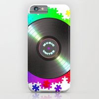 iPhone & iPod Case featuring music_unites ! by mauro mondin