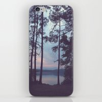 Sunset At White Lake Sta… iPhone & iPod Skin