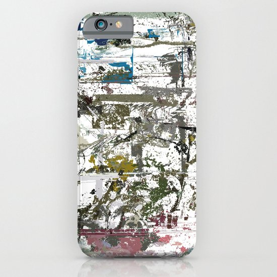 take a breath [ABSTRACT]  iPhone & iPod Case