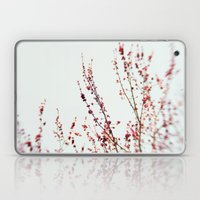 Red Blossom 2 Laptop & iPad Skin