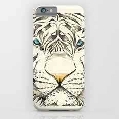 The White Tiger iPhone 6 Slim Case