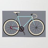 Classic Road Bike Rug