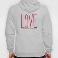 love is  Hoody