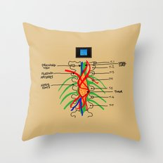 This is Forever Throw Pillow