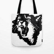 rattatat cat Tote Bag