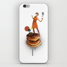 These Burgers Are Crazy … iPhone & iPod Skin
