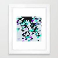 Xyan Tryp Framed Art Print