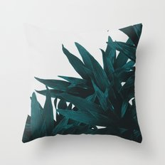End up here Throw Pillow