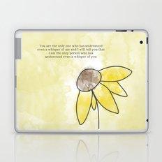 A Whisper of Me Laptop & iPad Skin