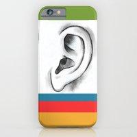 I am listening  iPhone 6 Slim Case