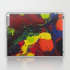 Abstract Colibrii. Laptop & iPad Skin