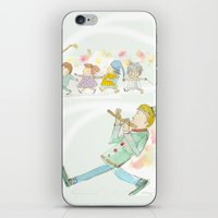 The Piper iPhone & iPod Skin