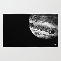 Jupiter & 3 Minions Rug