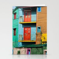 El Caminito Stationery Cards