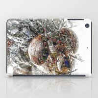 Musca Domestica aka The Fly . . .  An abstract iPad Case