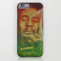 iPhone Cases featuring Marley by Robotic Ewe