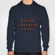 Divine Lorraine Hotel Hoody