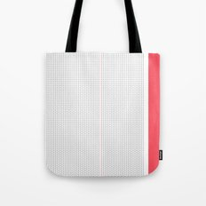Dotted 185U Tote Bag