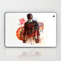 THE MAN WITHOUT FEAR Laptop & iPad Skin