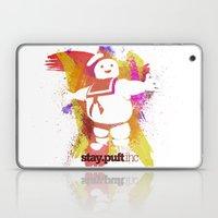 stay.puft.inc Laptop & iPad Skin