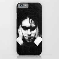 iPhone & iPod Case featuring Robert Smith by Rouble Rust