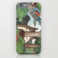 iPhone & iPod Case featuring Studio Ghibli Crossover by malipi