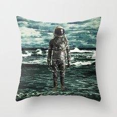 Shore 2 Throw Pillow
