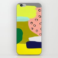 Go For It iPhone & iPod Skin