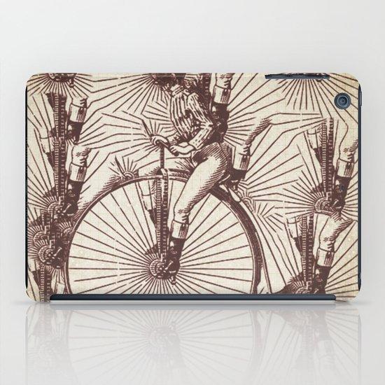 crazy penny iPad Case