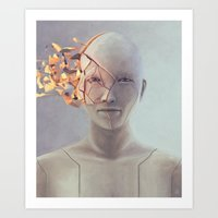 The Didact Art Print