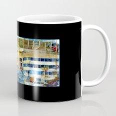 The Old Yankee Stadium Watercolor Mug