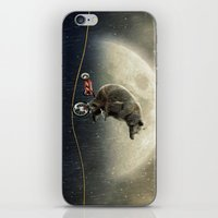 Balancing Act (under The… iPhone & iPod Skin