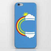 Rainbowphones iPhone & iPod Skin