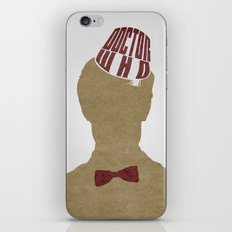 Doctor Who - the 11th Doctor iPhone & iPod Skin