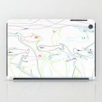 Pisces iPad Case