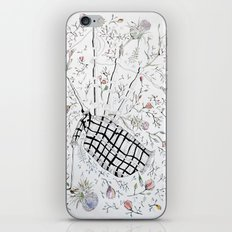 The bagpipes iPhone & iPod Skin