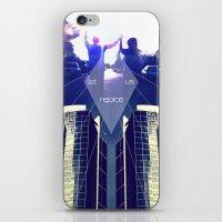 Rejoice iPhone & iPod Skin