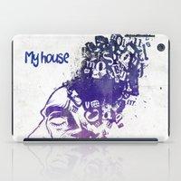 My House iPad Case