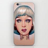 Orion Is Bleeding iPhone & iPod Skin