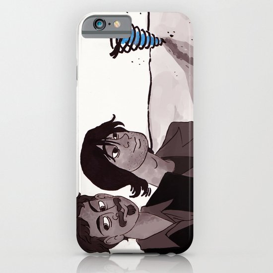 """""""Carrier"""" by Virginia McCarthy iPhone & iPod Case"""