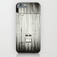 iPhone & iPod Case featuring Barn Black & White by Jo Bekah Photography & Design
