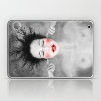 The noise of the world Laptop & iPad Skin
