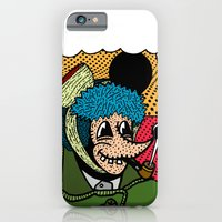 SEVERED EAR.  (Self Portait Of Van Gogh). iPhone 6 Slim Case