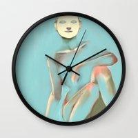 Color Fun 03 Wall Clock