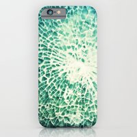 iPhone & iPod Case featuring Broken Glass 2 - for iphone by Simone Morana Cyla