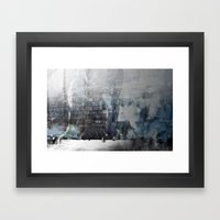 Lamentations Framed Art Print