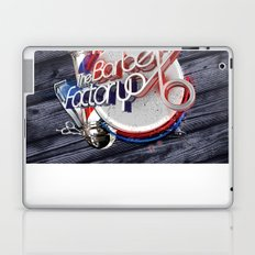 The Barber Factory Laptop & iPad Skin