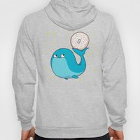 Pluto's Whale and Donut Hoody