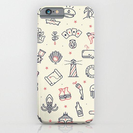 Ahoy! Icons iPhone & iPod Case