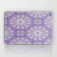 Jungle Kaleidoscope Amethyst II Laptop & iPad Skin